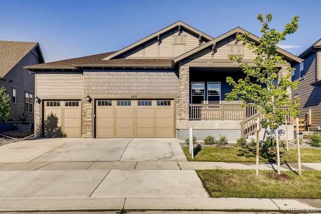 2317 Summerlin Lane, Longmont, CO 80503 (#9850616) :: HomeSmart Realty Group