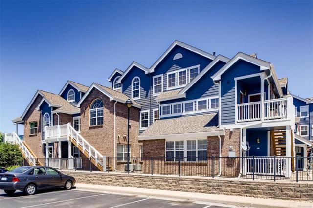 16326 E Fremont Avenue #8, Aurora, CO 80016 (MLS #9850835) :: 8z Real Estate