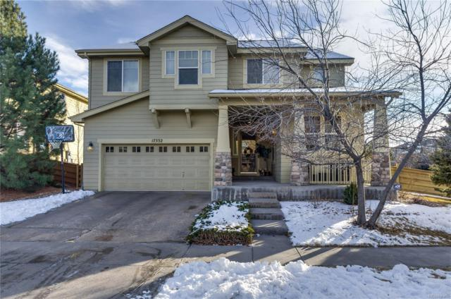 17332 E 104th Way, Commerce City, CO 80022 (#9850893) :: 5281 Exclusive Homes Realty