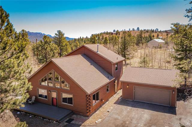 58 Bristlecone Circle, Bailey, CO 80421 (#9850982) :: The Harling Team @ HomeSmart
