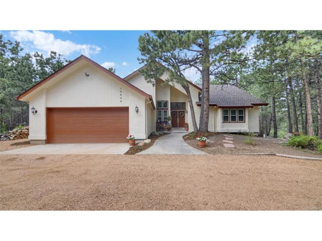 19840 E Top O The Moor Drive, Monument, CO 80132 (MLS #9851092) :: 8z Real Estate