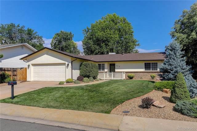 8245 W Dakota Place, Lakewood, CO 80226 (MLS #9851525) :: Bliss Realty Group