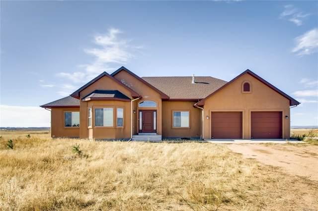3530 Matt Dillon Road, Elbert, CO 80106 (MLS #9852253) :: 8z Real Estate