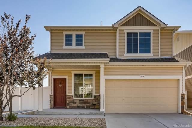 5558 Killarney Court, Denver, CO 80249 (MLS #9852759) :: 8z Real Estate