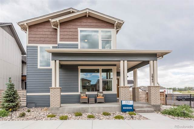 2926 Sykes Drive, Fort Collins, CO 80524 (MLS #9853127) :: Keller Williams Realty