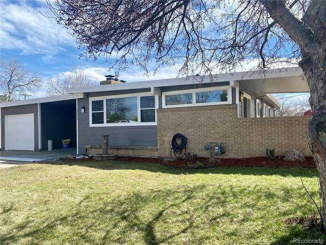 6278 W 63rd Place, Arvada, CO 80003 (#9853620) :: The Dixon Group