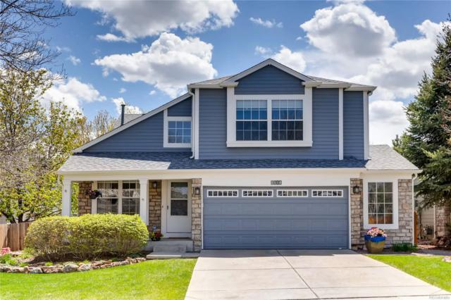 5180 E Hanover Place, Castle Rock, CO 80104 (#9853694) :: The Heyl Group at Keller Williams