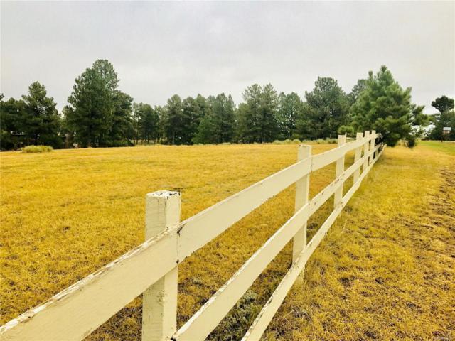 12501 Pine Cone Street, Parker, CO 80138 (MLS #9853897) :: 8z Real Estate