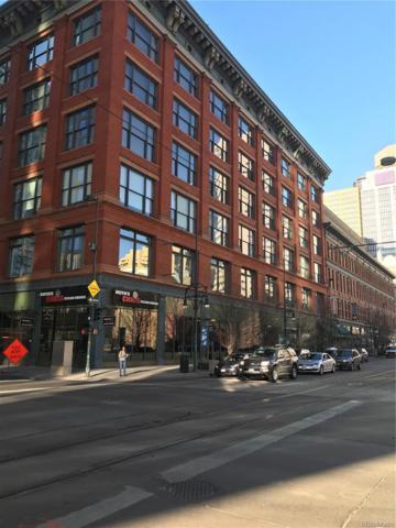 1555 California Street #611, Denver, CO 80202 (#9854683) :: The Heyl Group at Keller Williams