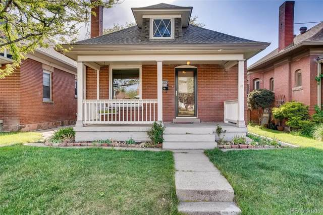 1019 S Pennsylvania Street S, Denver, CO 80209 (#9855069) :: Wisdom Real Estate