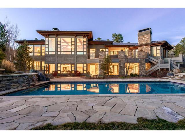 95 Crown Point Place, Castle Rock, CO 80108 (MLS #9855640) :: 8z Real Estate