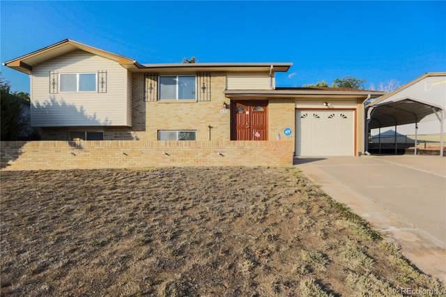 637 Raemar Drive, Colorado Springs, CO 80911 (MLS #9856134) :: 8z Real Estate