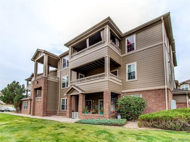 12886 Ironstone Way #202, Parker, CO 80134 (#9856216) :: Realty ONE Group Five Star