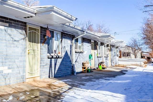 3824 S King Street, Denver, CO 80236 (MLS #9856320) :: 8z Real Estate