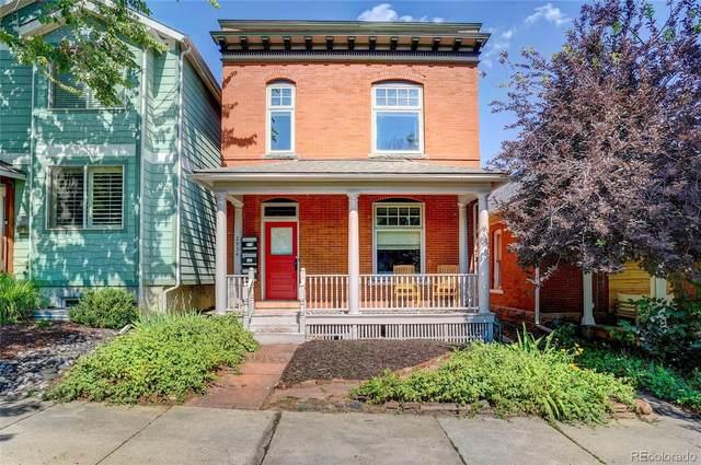 2934 Wyandot Street, Denver, CO 80211 (#9857222) :: Finch & Gable Real Estate Co.