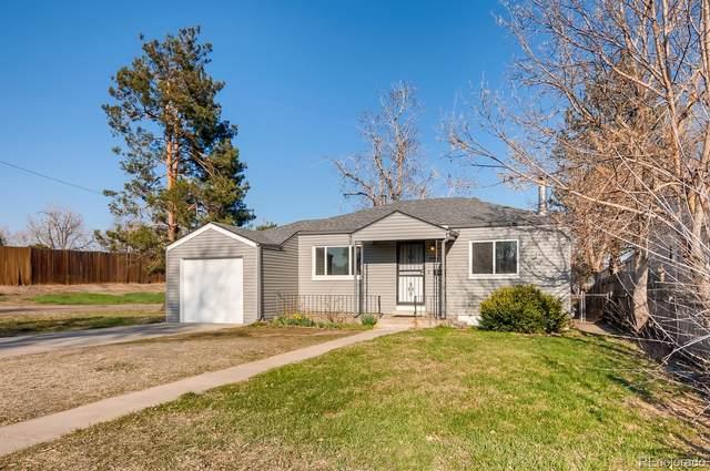 4738 Newton Street, Denver, CO 80211 (#9857294) :: The Peak Properties Group