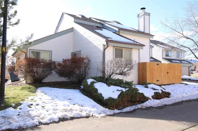 8404 S Everett Way F, Littleton, CO 80128 (#9857503) :: Wisdom Real Estate