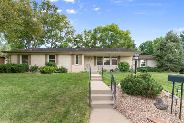 5294 W Oberlin Drive, Denver, CO 80235 (#9857601) :: Bring Home Denver