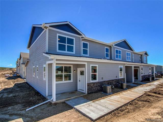253 S 4th Court, Deer Trail, CO 80105 (#9857747) :: The Healey Group