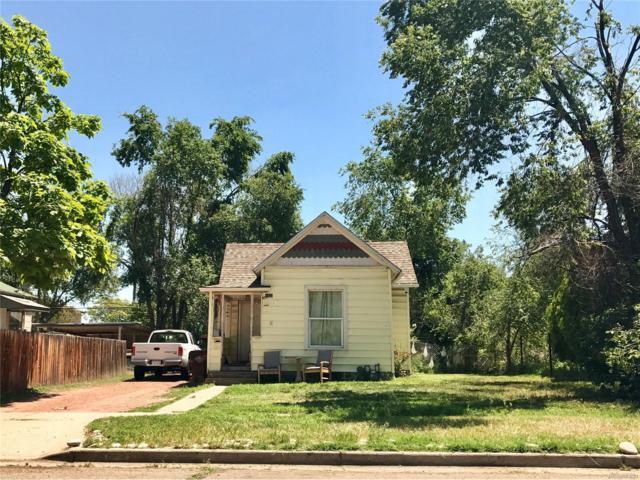 1322 Bragdon Avenue, Pueblo, CO 81004 (MLS #9858125) :: 8z Real Estate