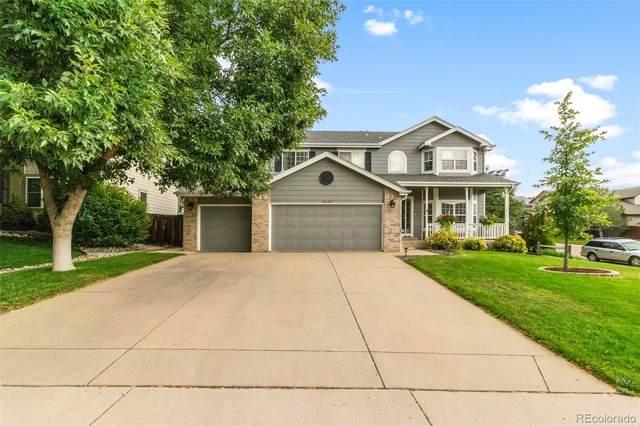 6468 S Van Gordon Street, Littleton, CO 80127 (MLS #9858130) :: 8z Real Estate