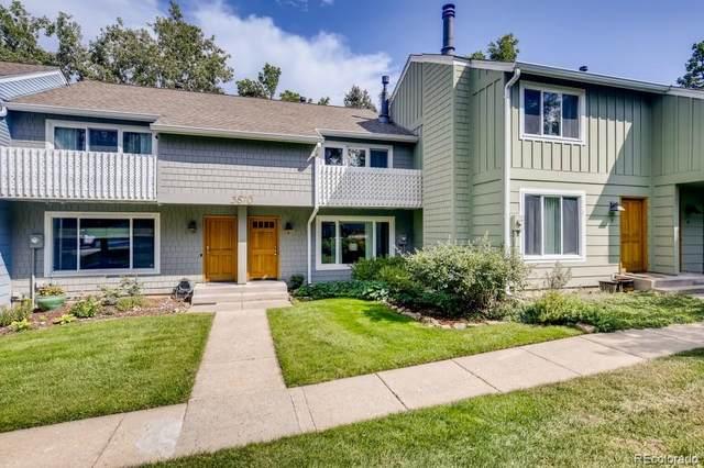 3870 Broadway Street #16, Boulder, CO 80304 (#9858233) :: Bring Home Denver with Keller Williams Downtown Realty LLC