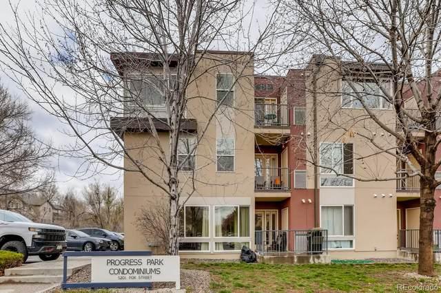 5201 S Fox Street #101, Littleton, CO 80120 (#9858337) :: The Artisan Group at Keller Williams Premier Realty