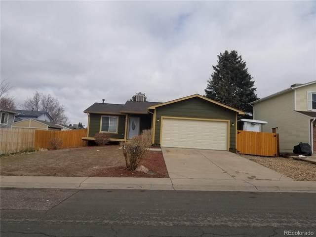 19617 E Bails Place, Aurora, CO 80017 (MLS #9858378) :: Wheelhouse Realty