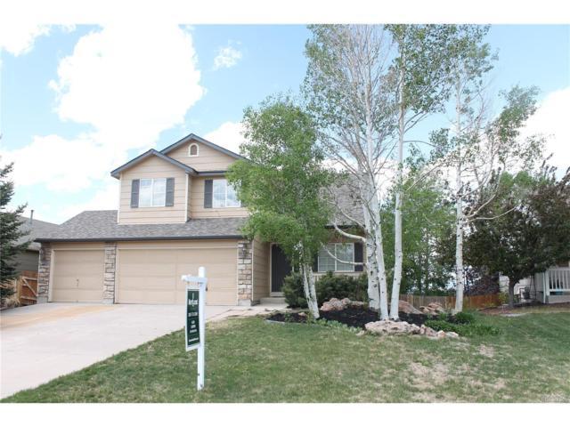 755 Quarterhorse Trail, Castle Rock, CO 80104 (MLS #9858419) :: 8z Real Estate