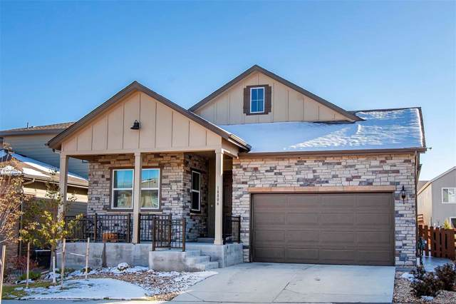 18806 W 93rd Avenue, Arvada, CO 80007 (#9859084) :: HomePopper