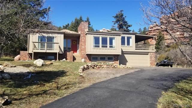 6645 Pike Circle, Larkspur, CO 80118 (#9859199) :: Wisdom Real Estate