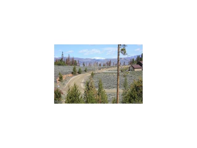 51 County Road 8980 Aka Chipmonk Drive, Granby, CO 80446 (MLS #9859544) :: 8z Real Estate