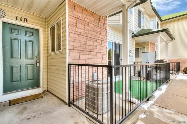 2095 Legacy Ridge View #110, Colorado Springs, CO 80910 (#9859546) :: Peak Properties Group