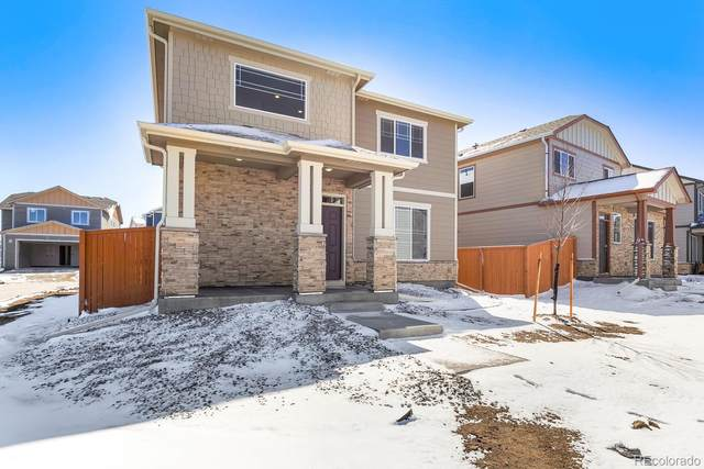 6892 Longpark Drive, Parker, CO 80138 (#9859567) :: The DeGrood Team