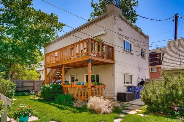 105 Pearl Street 105E, Denver, CO 80203 (#9859682) :: The Griffith Home Team