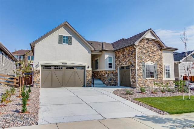 26633 E Peakview Place, Aurora, CO 80016 (MLS #9859749) :: Bliss Realty Group
