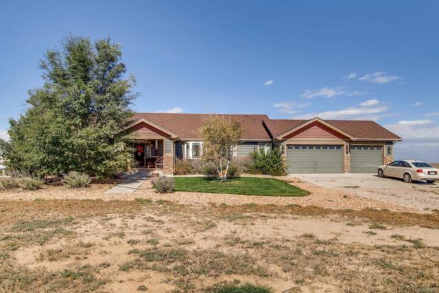 38227 E 147th Place, Keenesburg, CO 80643 (#9859795) :: Wisdom Real Estate
