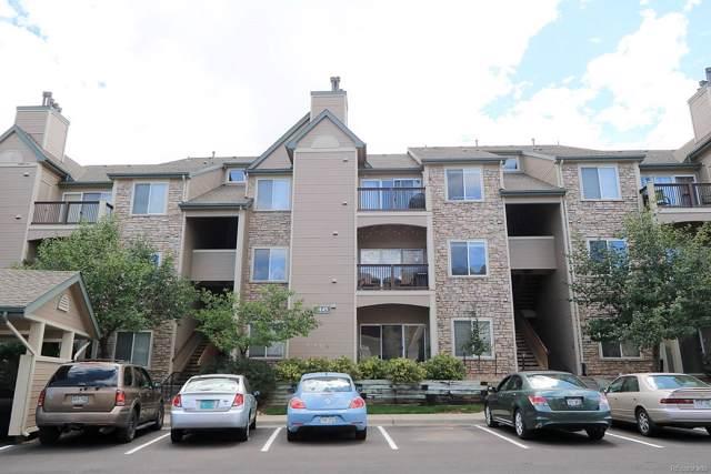 7445 S Alkire Street #203, Littleton, CO 80127 (MLS #9860091) :: 8z Real Estate