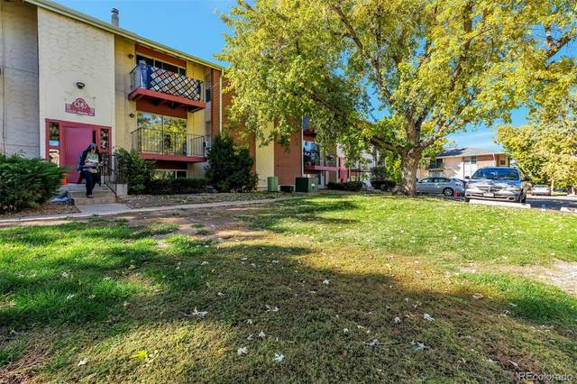 12131 Melody Drive #102, Westminster, CO 80234 (#9860120) :: The DeGrood Team