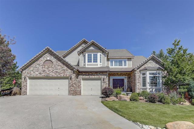 6969 Esperanza Drive, Castle Pines, CO 80108 (#9860160) :: The HomeSmiths Team - Keller Williams