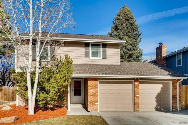 8316 E Mineral Drive, Centennial, CO 80112 (MLS #9860241) :: Bliss Realty Group