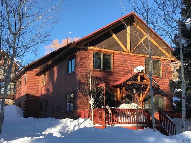 34 Park Avenue, Steamboat Springs, CO 80487 (MLS #9860243) :: 8z Real Estate