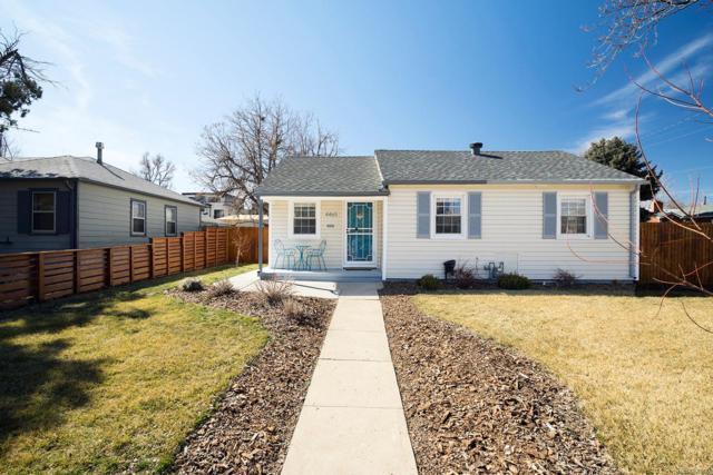 4465 Tejon Street, Denver, CO 80211 (#9860353) :: The Pete Cook Home Group