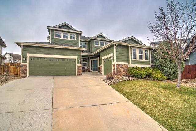 3478 Grey Court, Castle Rock, CO 80104 (#9860552) :: House Hunters Colorado