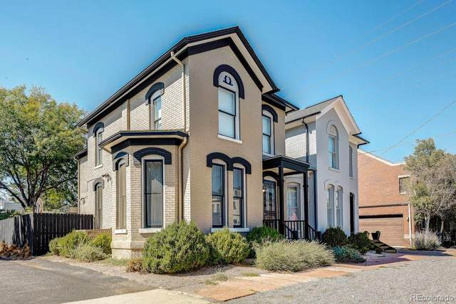 716 25th Street, Denver, CO 80205 (#9860732) :: Chateaux Realty Group
