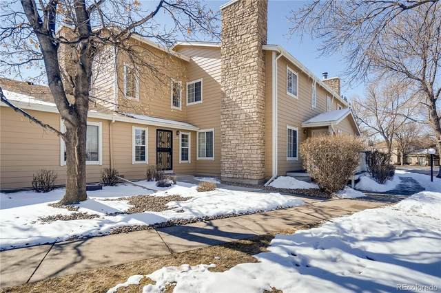 8441 Everett Way E, Arvada, CO 80005 (#9860996) :: The Peak Properties Group