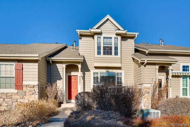 9537 Silver Spur Lane, Highlands Ranch, CO 80130 (#9861099) :: The Peak Properties Group