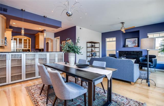 1776 Race Street #302, Denver, CO 80206 (#9861100) :: The Heyl Group at Keller Williams