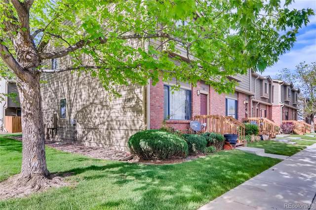 10693 W 63 Drive #102, Arvada, CO 80004 (#9861689) :: The Colorado Foothills Team | Berkshire Hathaway Elevated Living Real Estate