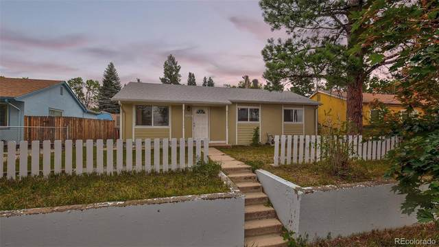 2626 E Uintah Street, Colorado Springs, CO 80909 (MLS #9861728) :: Keller Williams Realty